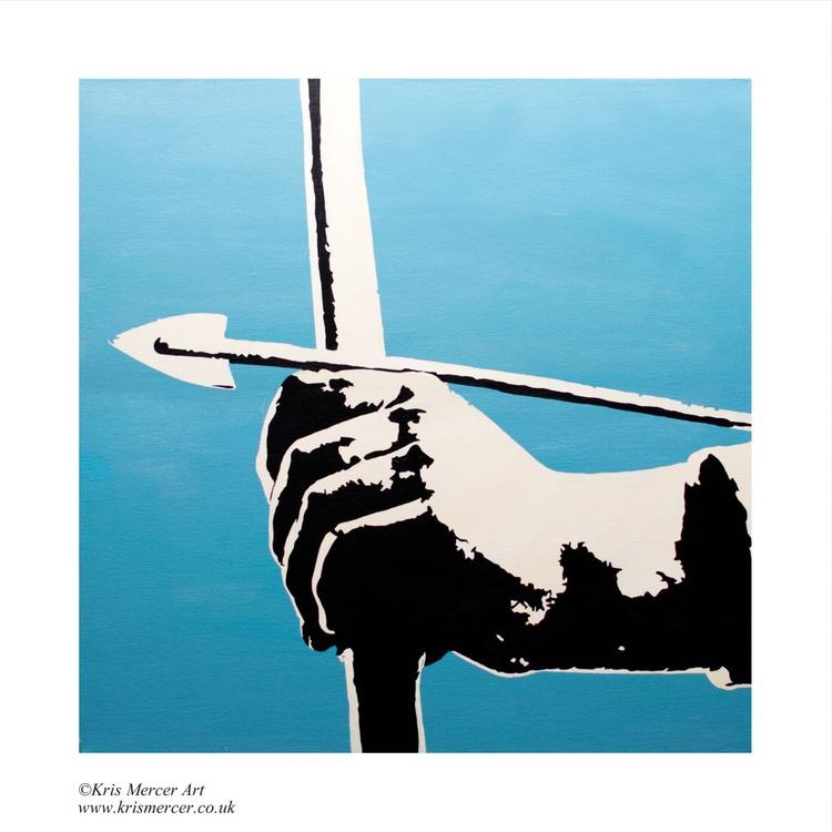 The Arrow (Cerulean) - Image 0