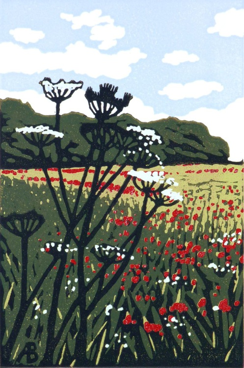 Poppies and Parsley - Image 0