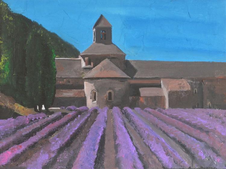 Provence, Lavender Fields - Image 0