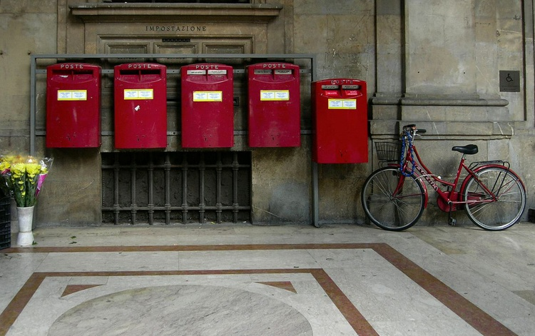 Florentine mail Boxes - Image 0