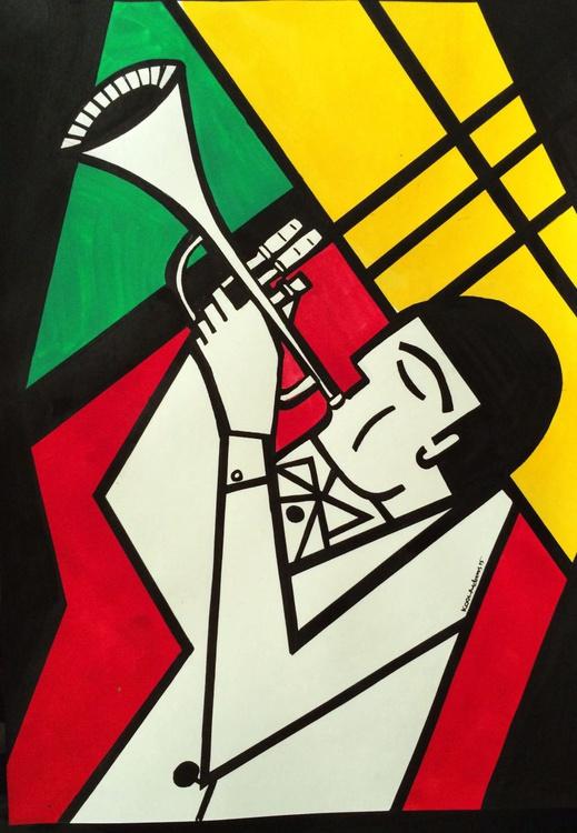 Trumpeter - Image 0