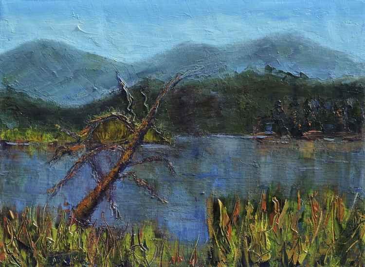 Evergreen Lake -