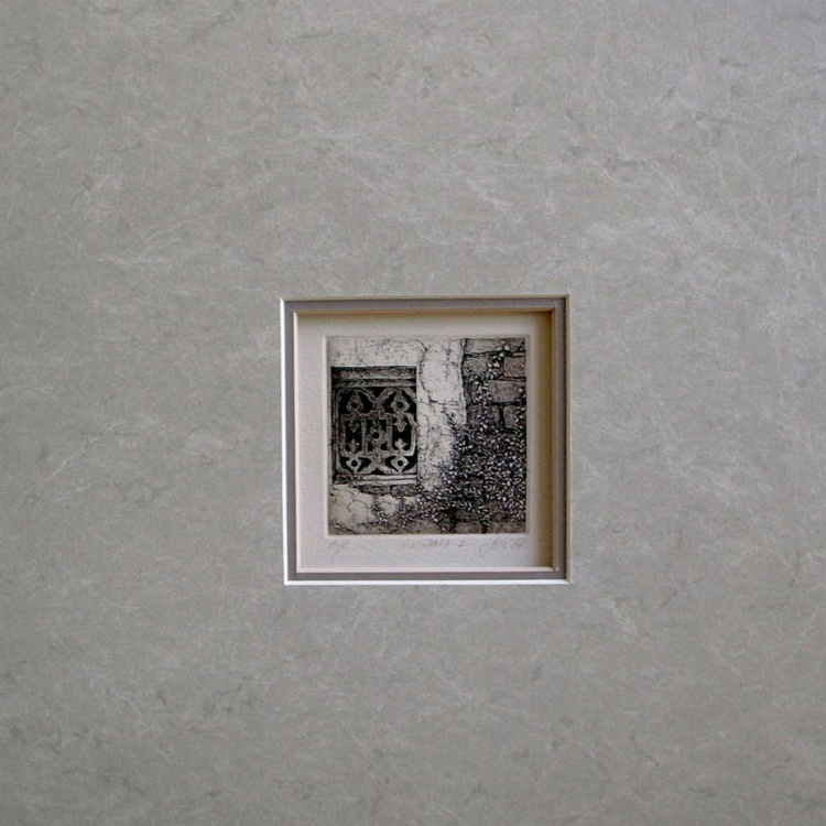 CE-001 The Window I - Image 0
