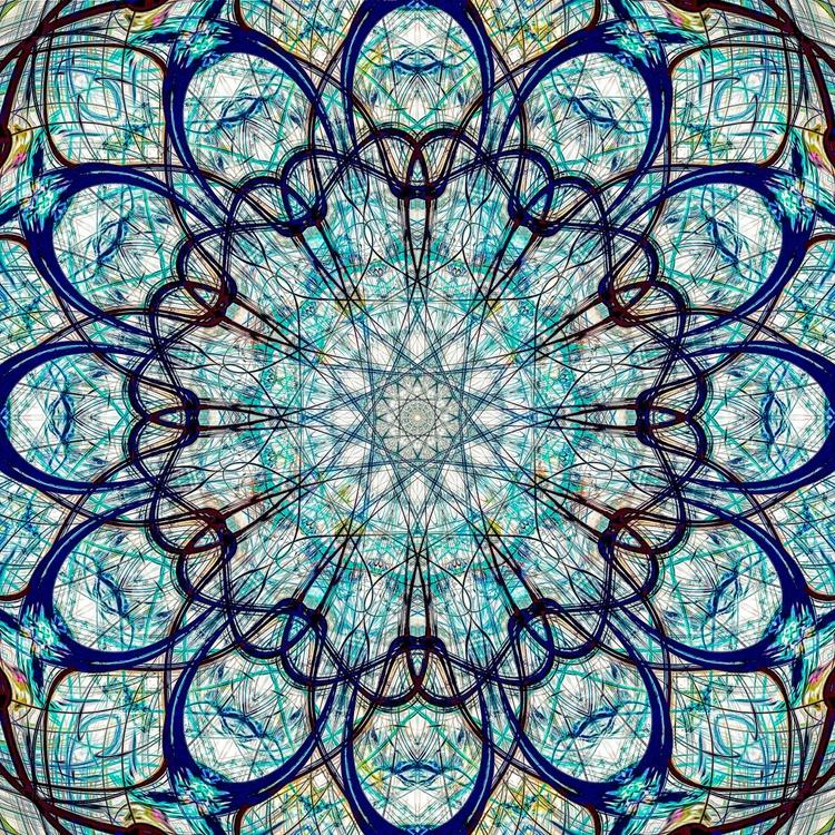 Cathedral Mandala - Image 0
