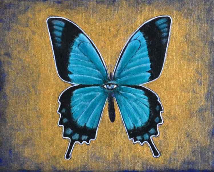 Butterfly Eye -