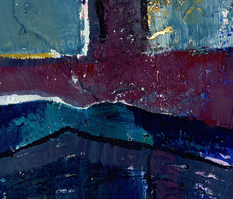 Oil Abstraction No. 701 - Image 0