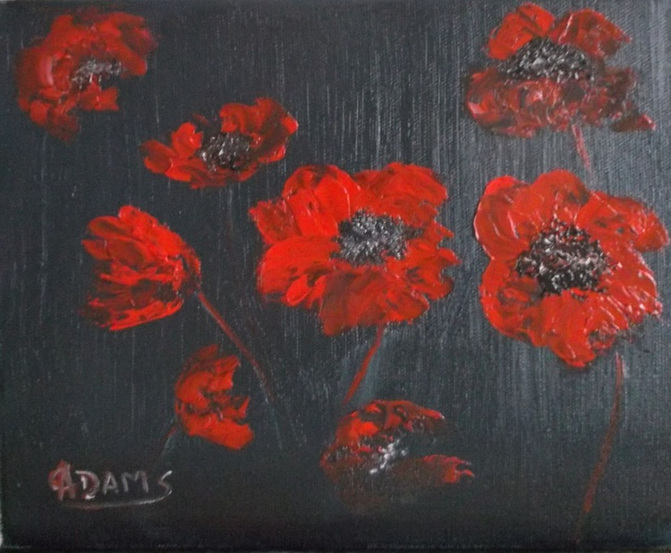 Flanders Poppies - Image 0