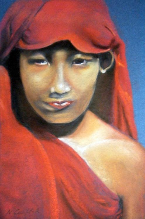 Tibetan Boy - Image 0