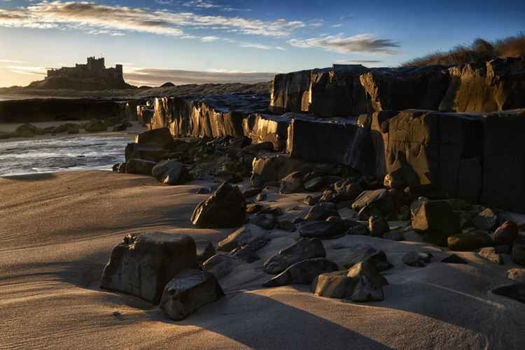 Bamburgh Castle - Northumbria