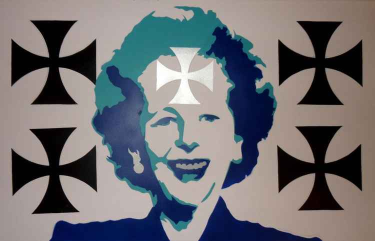the Iron lady -