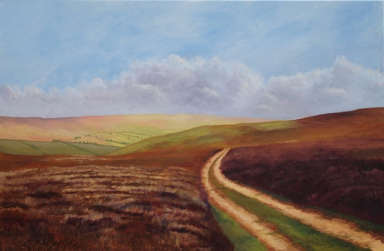 Pathway Over Danby Dale - Image 0
