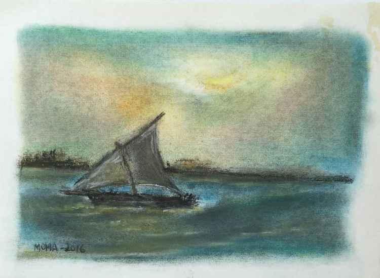 Sailboat # 2 -