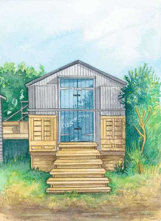 The Retreat - Whitstable Beach Hut -