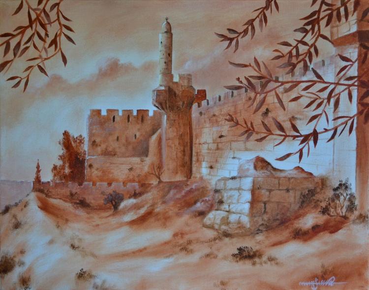 Old Walls of Jerusalem - Image 0