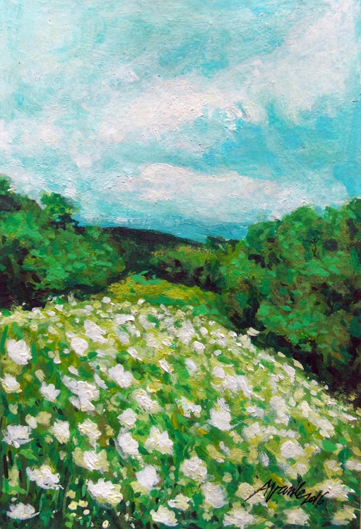 Blooming Hill - Image 0