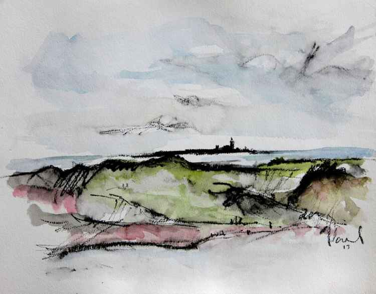 Coquet Island, Warkworth, Northumberland