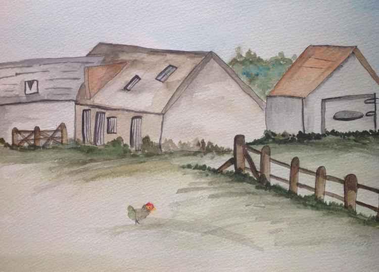 Farmyard -