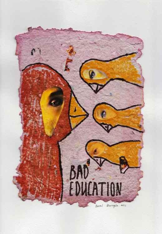Bad education -