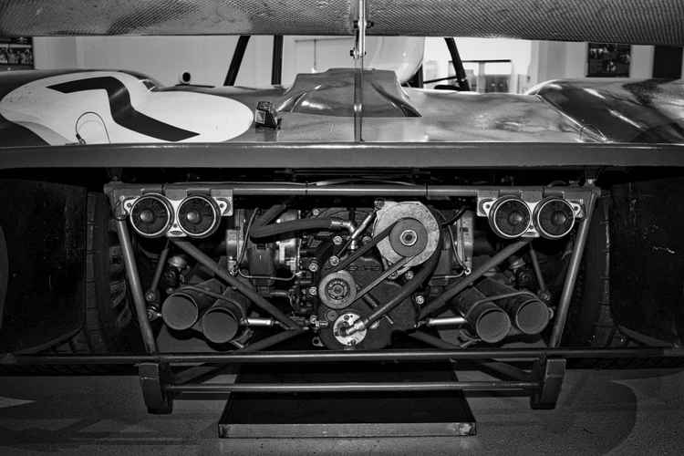 Matra Engine -