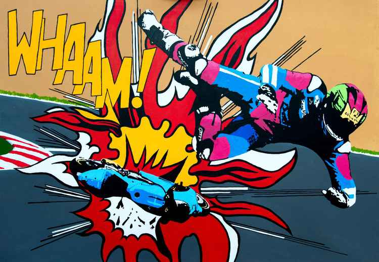 Andy's Whaam -