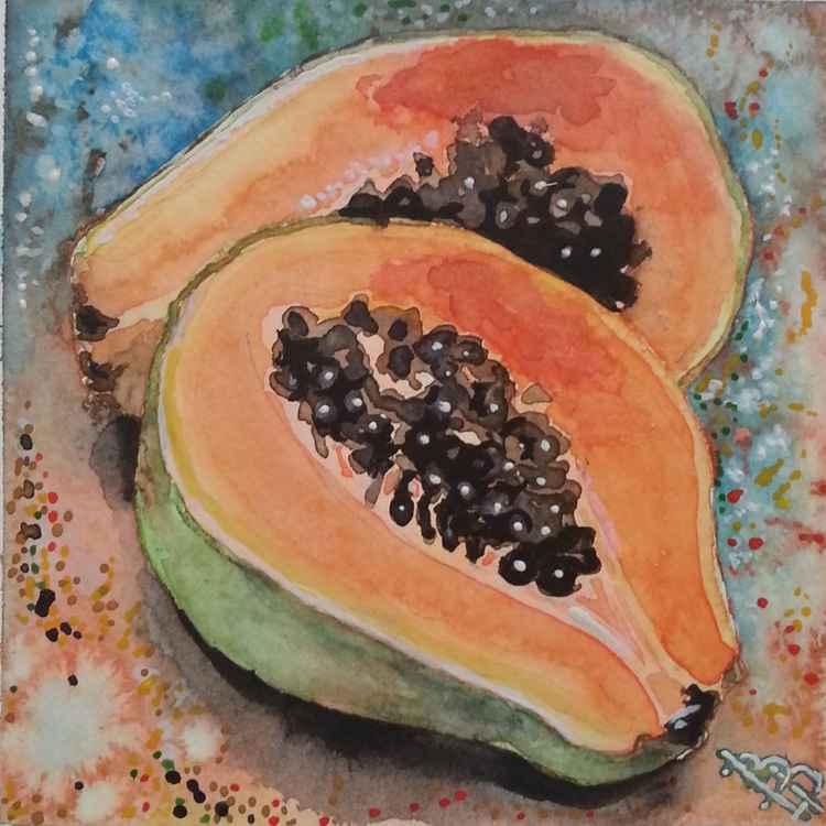 Papaya dance -