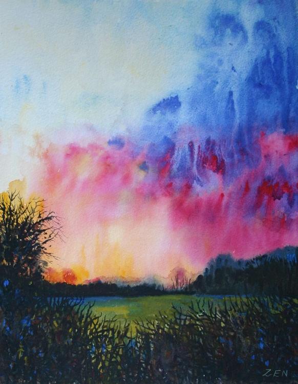 Norfolk Sunset - Image 0