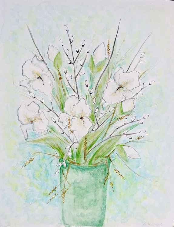 spring bouquet -