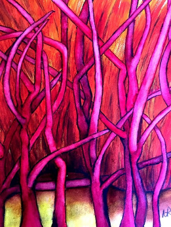 Red Grass - Image 0