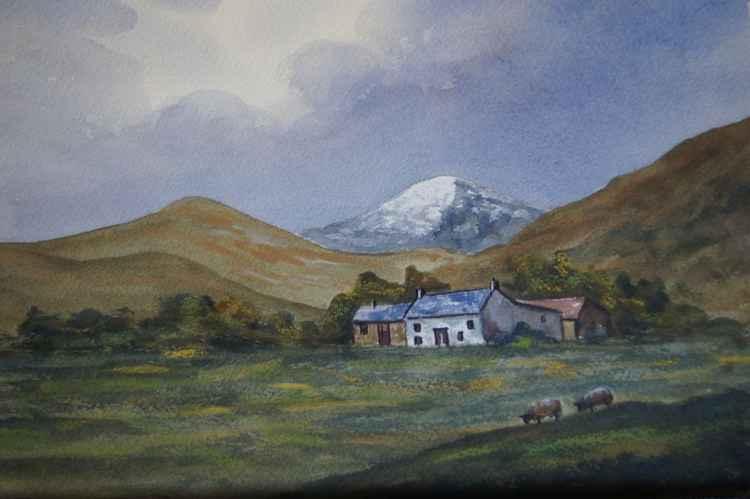 North Wales Farmhouse
