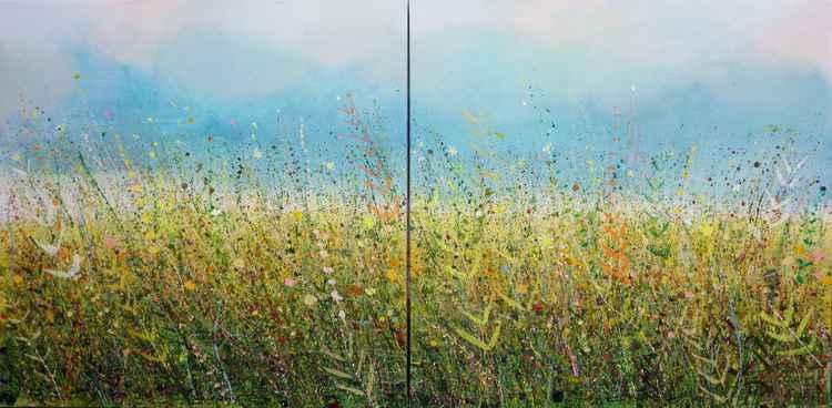 Tangled Grasses -