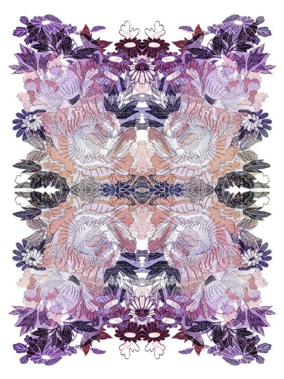 floral obi kaleidoscope - Image 0