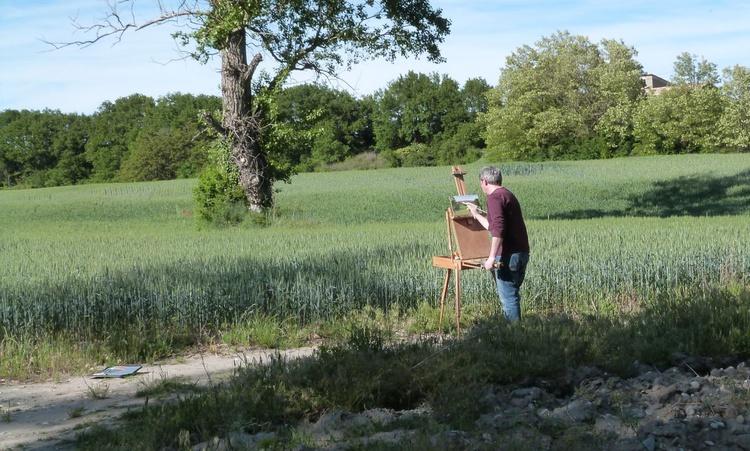Old Provençal Shed - Image 0