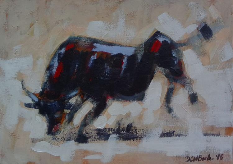 Black Bull 3 - Image 0
