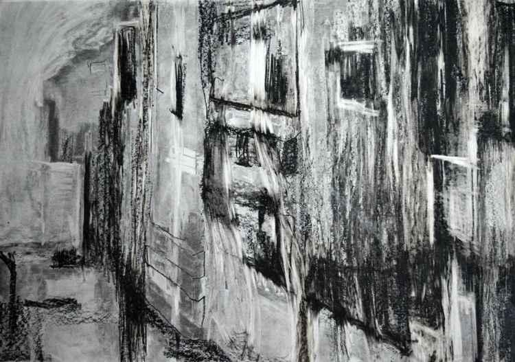 Rainy window -