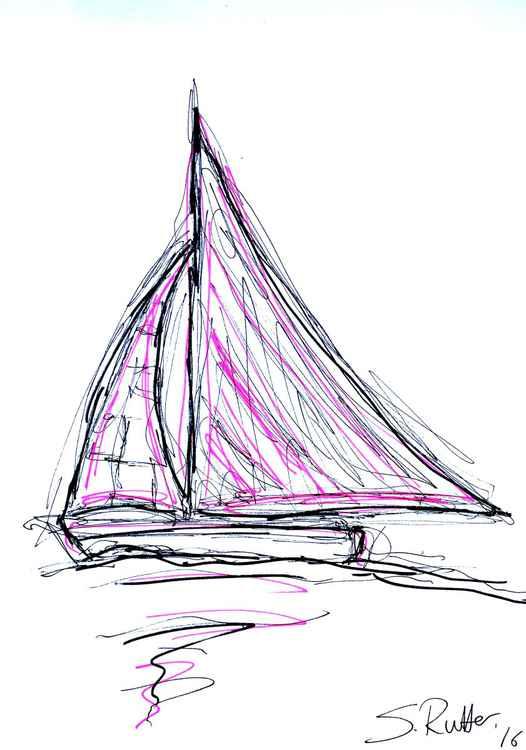 Sailing Sketch -