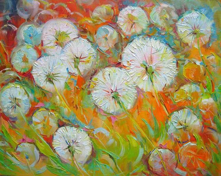 Dandelions -