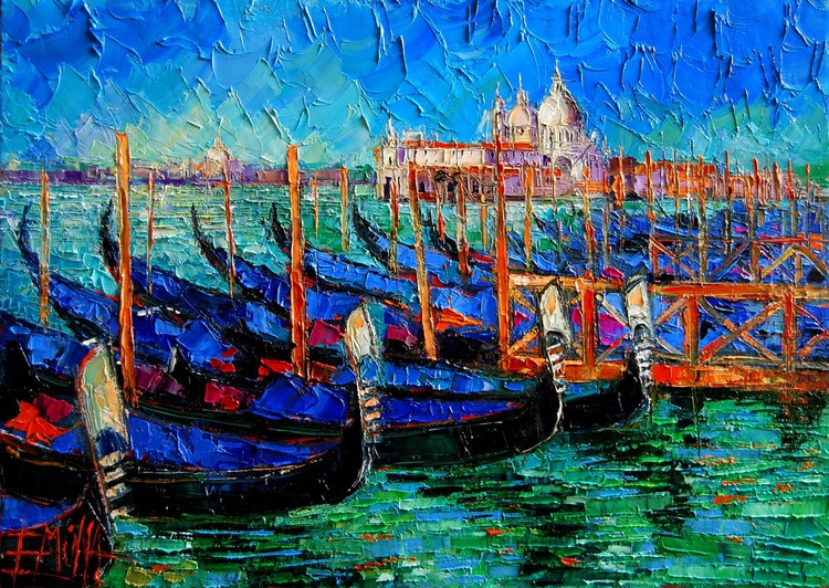 Venice Gondolas - Image 0