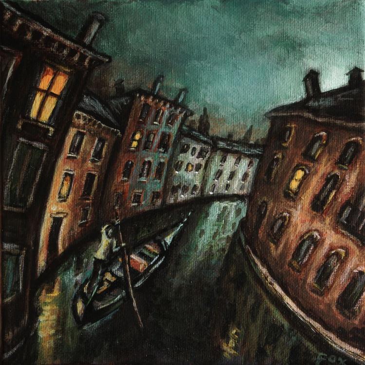 Venetian Moonlight - Image 0