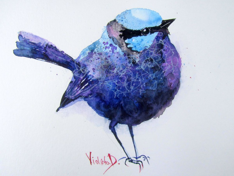 Chubby Blue - Image 0