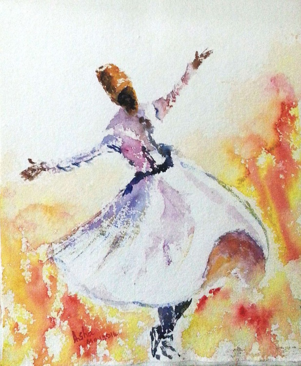The Dervish dancer - Image 0