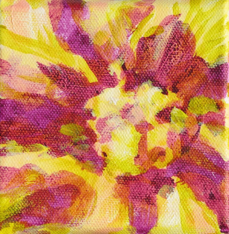 Psychedelic flower 2 - Image 0