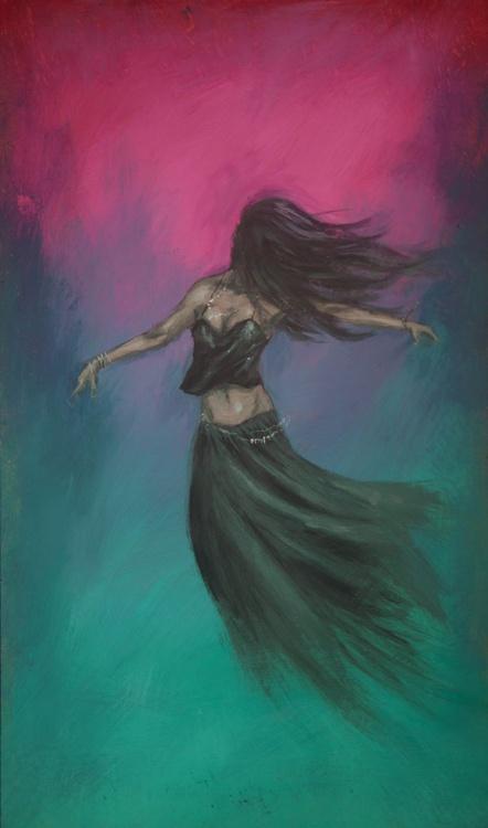 Dancing Girl - Image 0