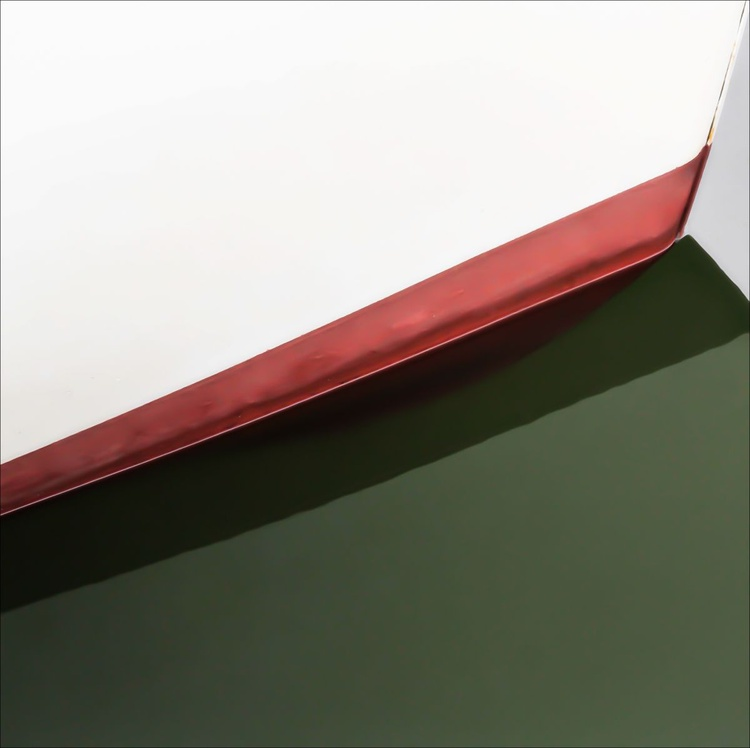 Boat Reflection Detail - Image 0