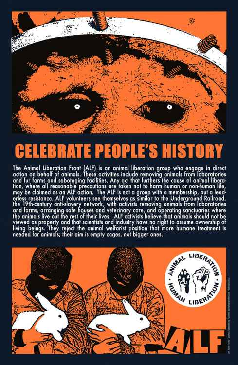 Celebrate People's History: ALF -