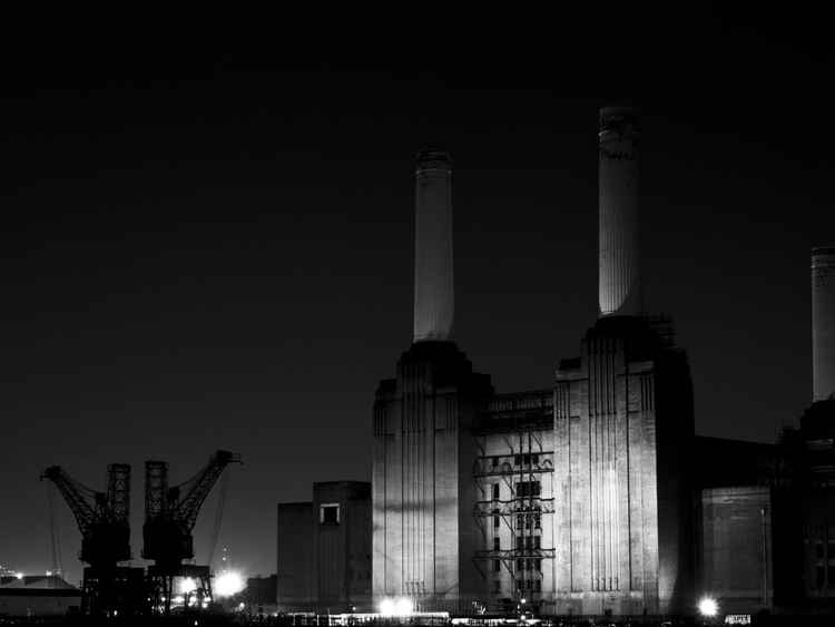 Battersea Power Station #7