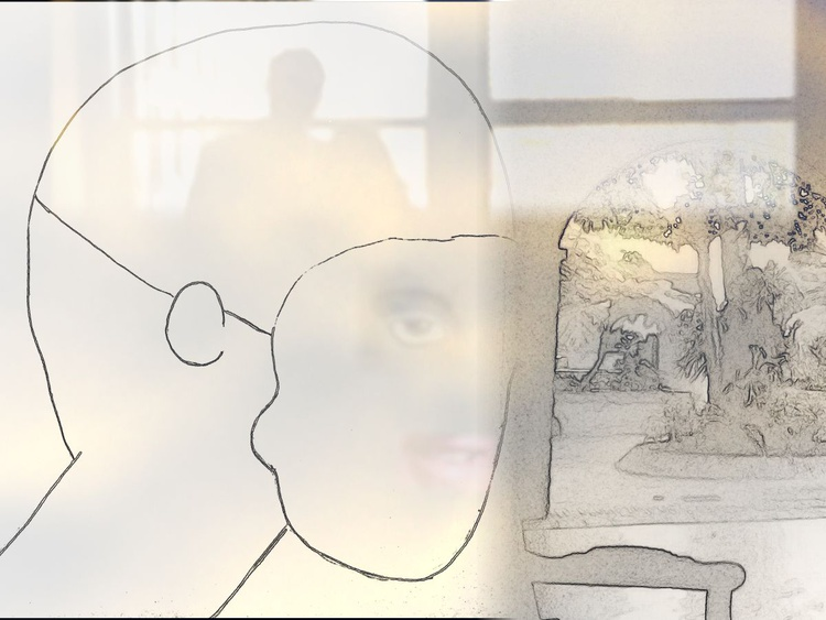 blank face window - Image 0
