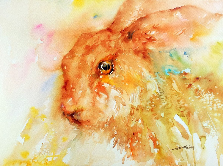 Butterscotch Hare - Image 0