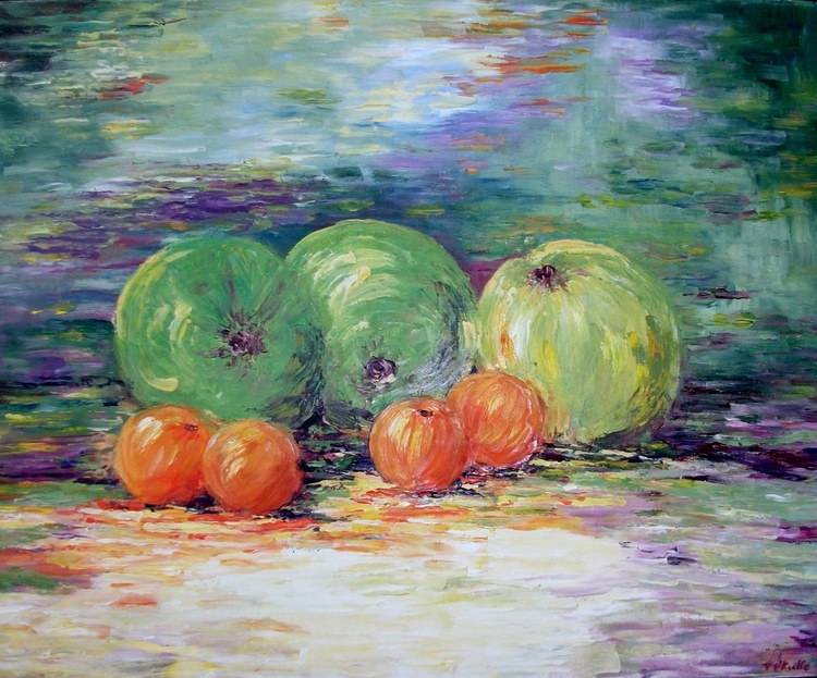 Apples and Oranges - Image 0