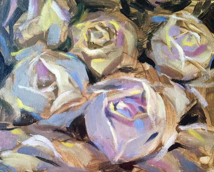 Roses and Cream -