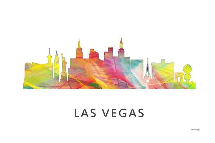 Las Vegas Nevada 2 Skyline WB1 -